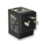 Solenoid Coil, 30 mm, DIN EN 175301-803-A, Thermoset